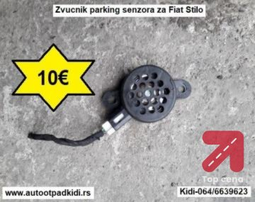 Zvucnik parking senzora za Fiat Stilo