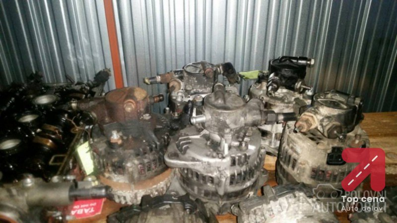 Alternator za Opel Astra G od 2001. do 2004. god.