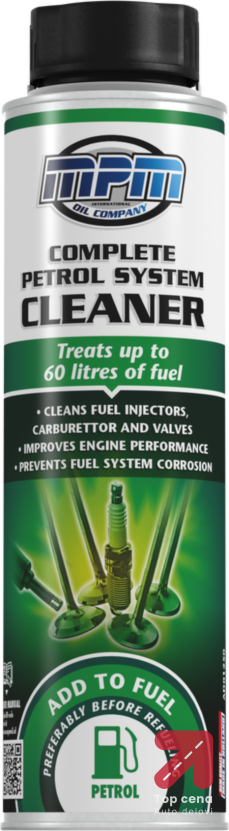 Complete Petrol System Cleaner