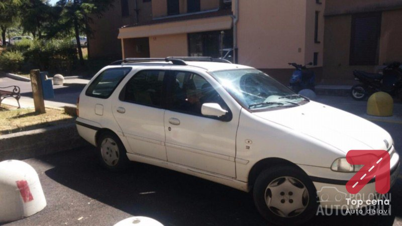 Dizne za Fiat Palio od 1999. do 2002. god.