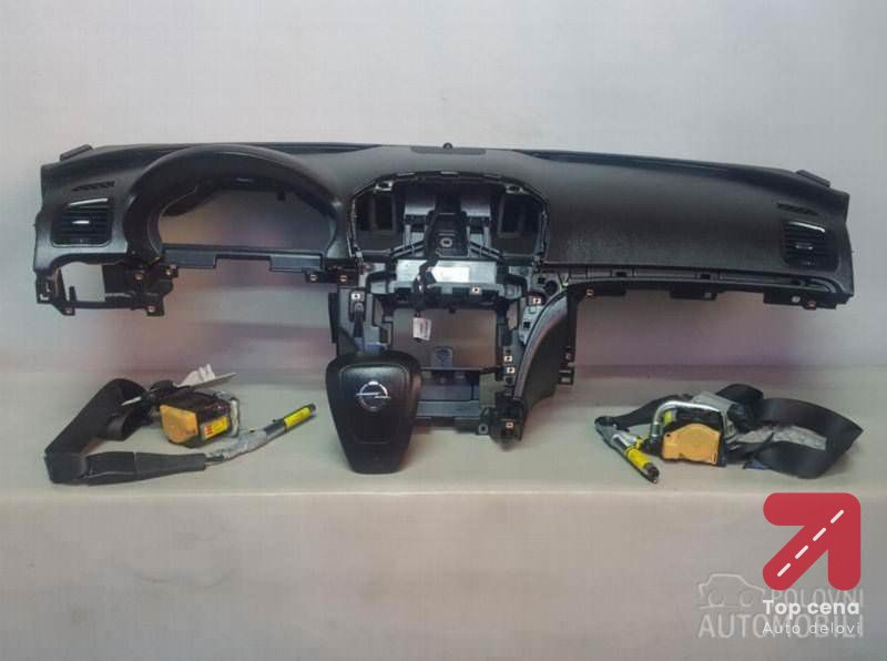 INSTRUMENT TABLA AIRBAG POJAS za Opel Insignia od 2009. do 2013. god.