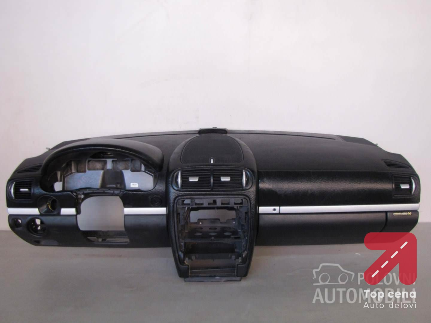 INSTRUMENT TABLA AIRBAG za Porsche Cayenne od 2003. do 2010. god.