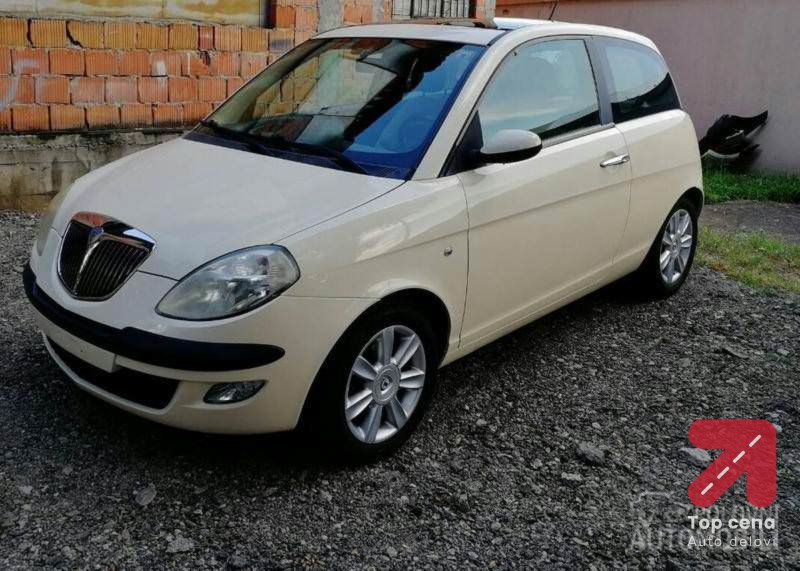 Menjač za Lancia Ypsilon od 2004. do 2010. god.