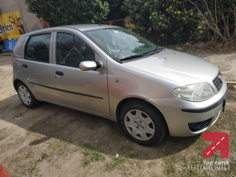 Menjaci za Fiat Punto od 2000. do 2010. god.