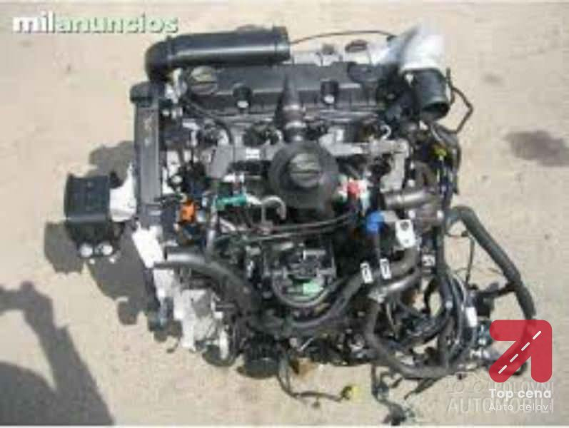 MOTOR 2,0 HDI 79KW za Peugeot 307 od 2005. do 2010. god.