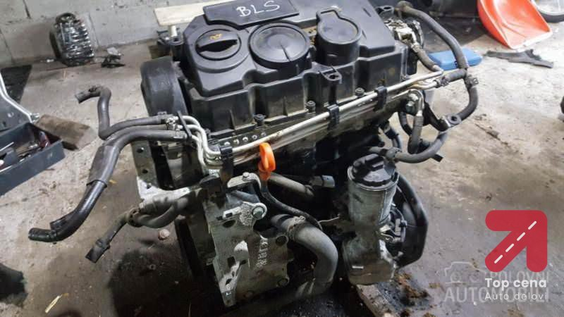 motor za Volkswagen Golf 5, Jetta, Passat B6 ... od 2004. do 2008. god.