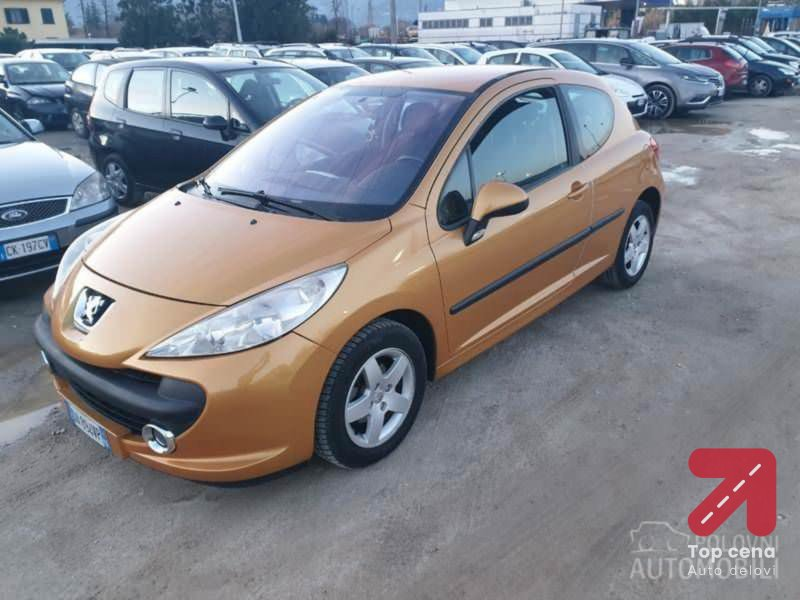 MOTORIC LETVE VOLANA za Peugeot 207 od 2005. do 2010. god.