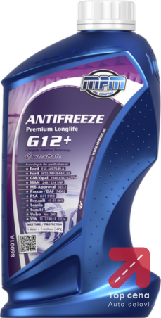 Premium Longlife Antifreeze Concentrate G12+
