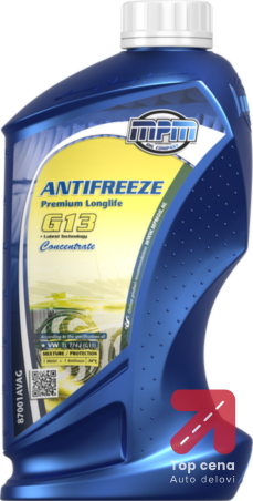 Premium Longlife Antifreeze Concentrate G13