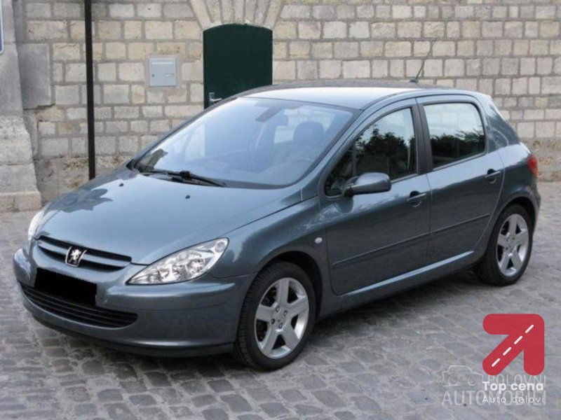 Sofersajbna za Peugeot 307 od 2001. do 2008. god.
