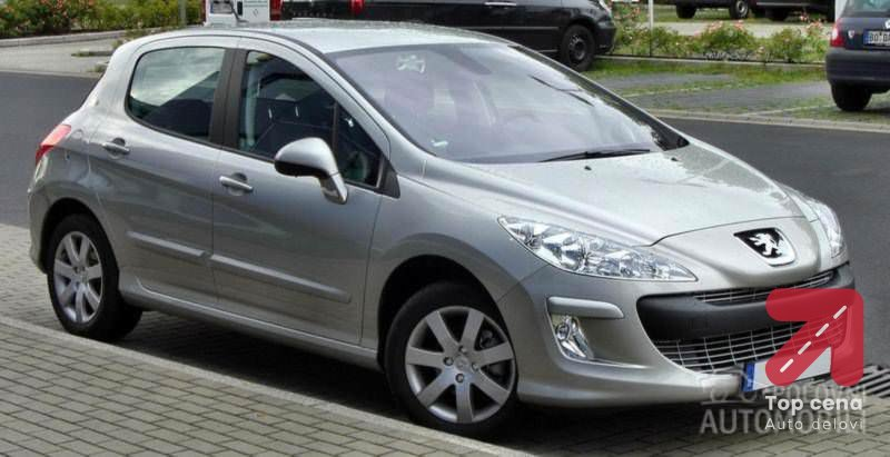 SOFERSAJBNA za Peugeot 308 od 2005. do 2010. god.
