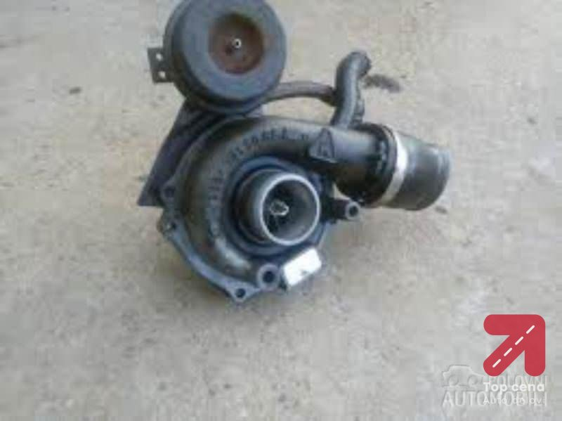 TURBINA 1,6 HDI 66KW za Peugeot 206, 207, 307 ... od 2005. do 2010. god.