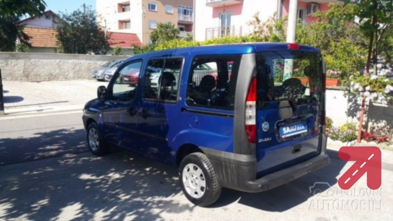 Turbina za Fiat Doblo od 2000. do 2004. god.