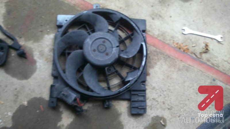 Ventilator za Opel Astra H od 2004. do 2010. god.