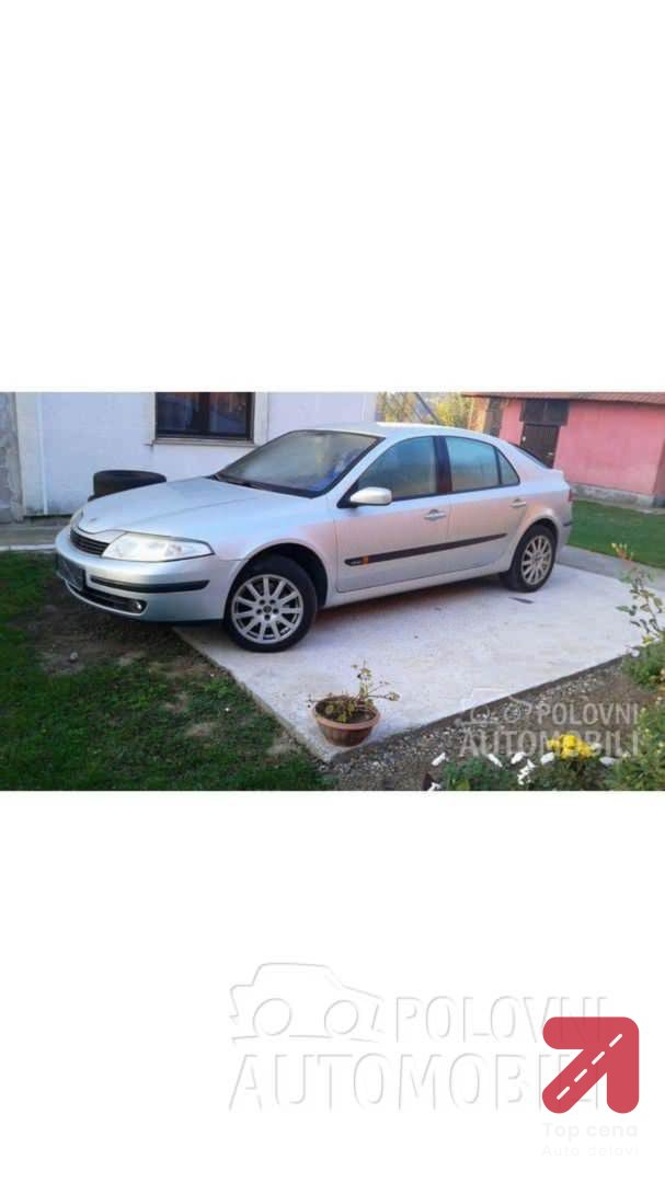 Vrata za Renault Laguna od 2001. do 2006. god.