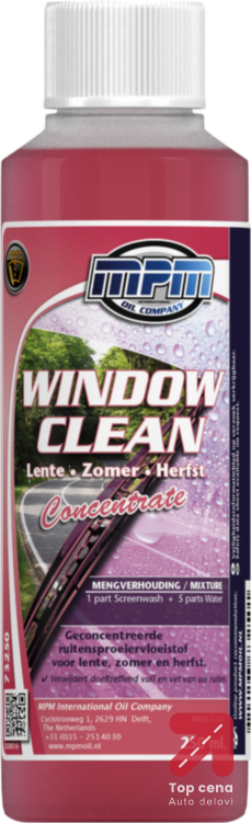 Window Clean Concentrate